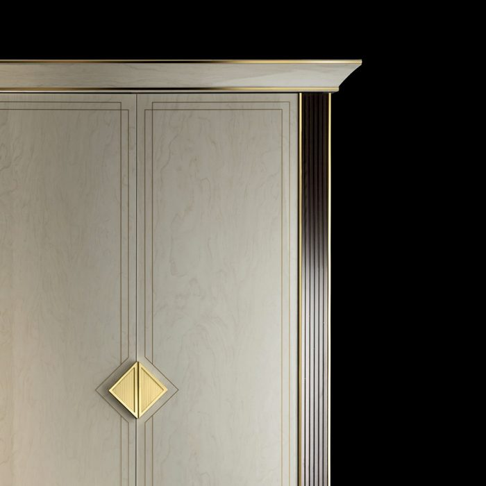 Adora Interiors Diamante Collection Wardrobe Detail